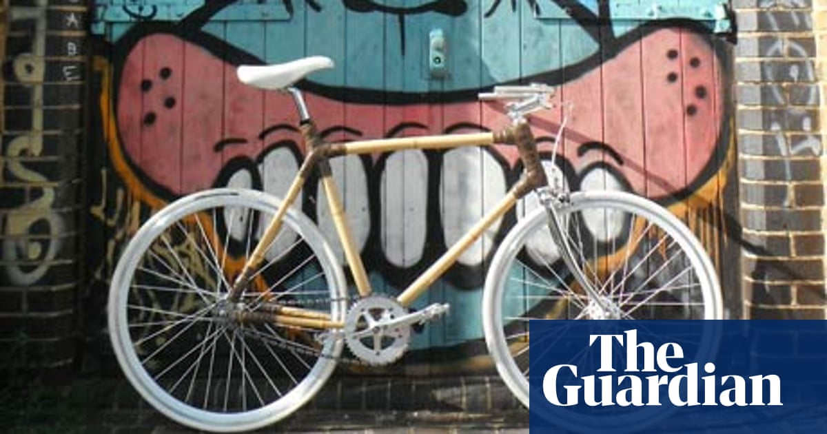 Build It Yourself At The Uk S First Bamboo Bike Workshop Cycling The Guardian