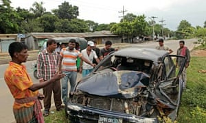 MDG : Road Safety in Bangladesh