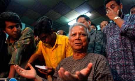 MDG Muhammad Yunus