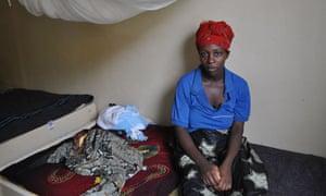MDG : Burundi : CMCK clinic in Bujumbura, emergency obstectric programme run by MSF