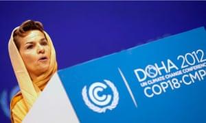 COP!* Doha : Christiana Figueres