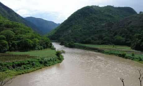 MDG : Guatemala :  Chixoy Dam and massacre of Maya-Achi natives of Rio Negro