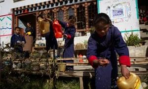 MDG : Bhutan : Green Schools