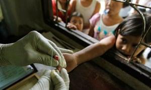 MDG malaria