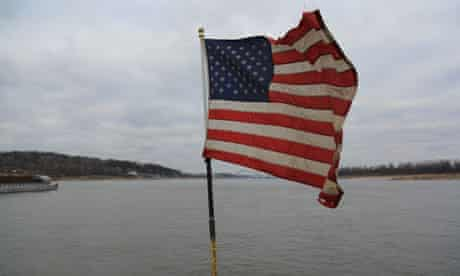 potential closure of the Mississippi river to shipping due to drought