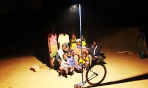 MDG solar lamps