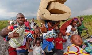 MDG DRC conflict