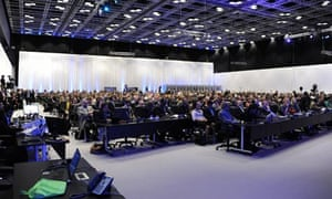 COP18 Doha : President´s informal stocktaking plenary
