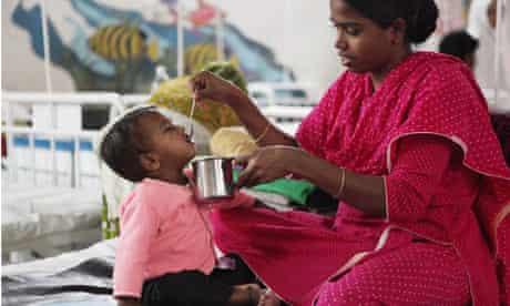 MDG : Monitoring malnutrition in Bangladesh