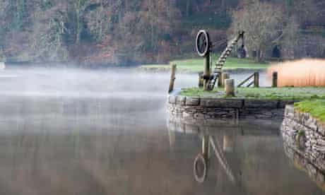 Country Diary : River Tamar near Cotehele in Cornwall