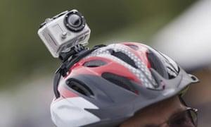 Bike blog : Helmet camera