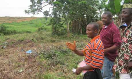 MDG : Landgrab in Liberia : Sime Darby, a company based in Malaysia