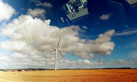 Damian blog on Conservative wind energy policy.