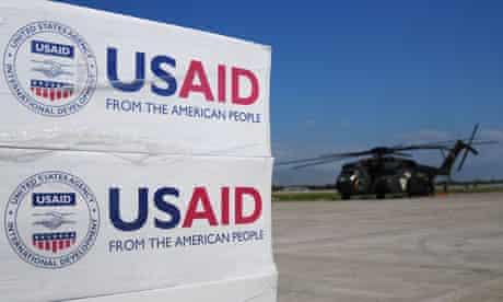 MDG : USAID Procurement