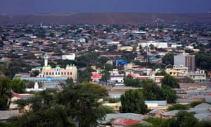 MDG : Hargeisa , capital of Somaliland