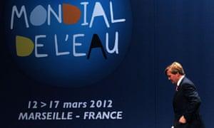 MDG : 6th World Water Forum in Marseille