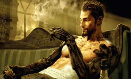 Leo blog : Xbox game Deus Ex which is bio-modification of humans