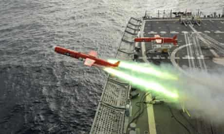 Damian blog : US navy drone