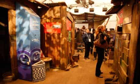 MDG : 6th World Water Forum in Marseille : Village des Solutions