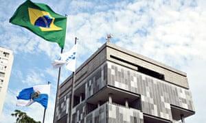 Petrobras headquarters, Brazil