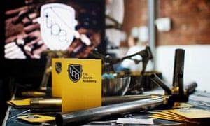 Bike Blog on crowdfunding : The Bicycle Academy