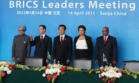 MDG : BRICS leaders meeting