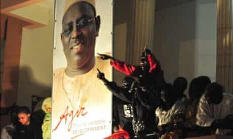 MDG : Macky Sall elected president of Senegal