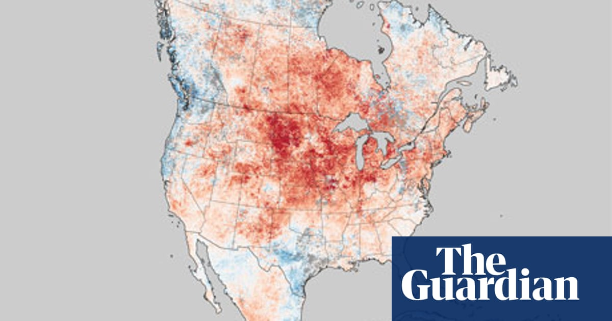 US heatwave may have been made more likely by global warming ...