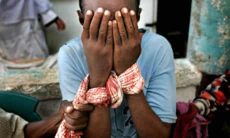 MDG : Mental health in Somalia : Mental Patients Treated In Mogadishu