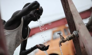 MDG : Access to water in South Sudan