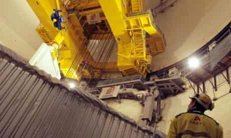 Finland nuclear power plant Olkiluoto 3 European Pressurised Reactor (EPR)