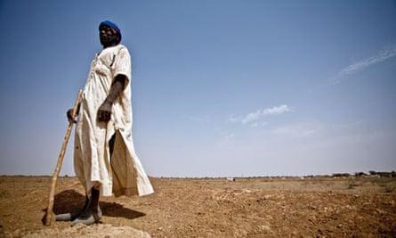 MDG : Sahel food crisis : drought stricken South of Mauritania