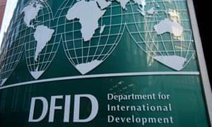 MDG : Dfid : Department for International Development London