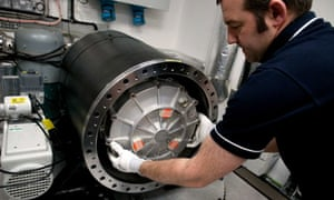 hybrid flywheel energy storage application system : Williams F1 Hybrid Technology To Drive Buses