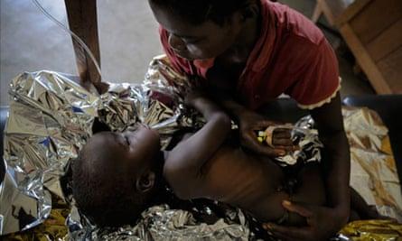 MDG : Malaria in DRC