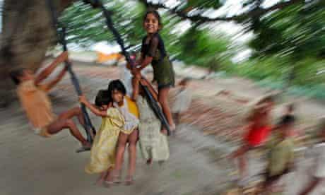 MDG : Under Five children in India