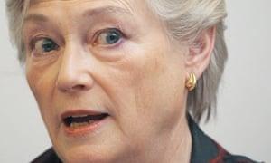 Maria van der Hoeven, executive director of the International Energy Agency, IEA
