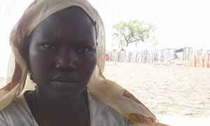 MDG : Mark in South Sudan