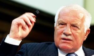 Leo blog : Czech President Vaclav Klaus speaks at Bruges Group