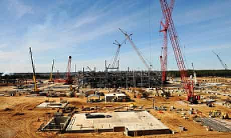 Damian blog about CCS : The Kemper County IGCC Project