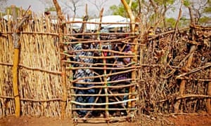 MDG : South Sudan : Refugees from South Kordofan at Yida Refugee Camp