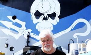 Captain Paul Watson President Of Sea Shepherd Portrait Session
