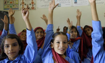 MDG : Canada ending bilateral aid : CIDA in Pakistan