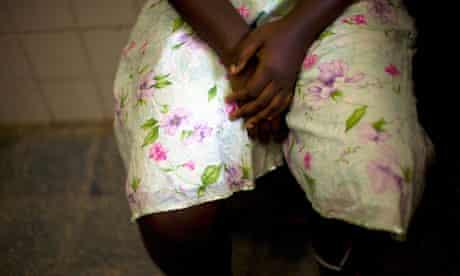 MDG : Domestic violence in West Africa : rape in Monrovia Liberia