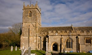 Country Diary : Old church at Holwell, North Dorset.