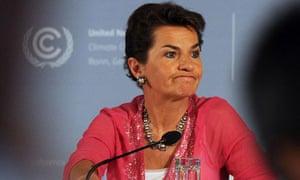 2012 Bonn climate talks , Christiana Figueres, Executive Secretary of UNFCCC