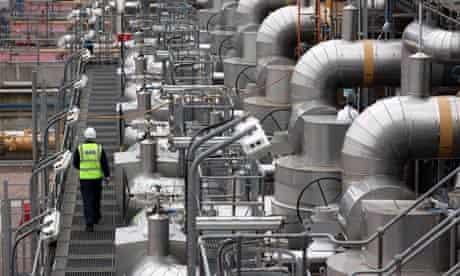 Isle Of Grain Liquefied Natural Gas Terminal