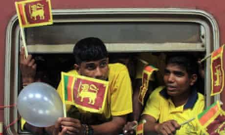MDG : Sri Lanka : Former Tamil Tiger fighters who have undergone rehabilitation (LTTE)