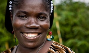 MDG : FGC : reporter Mae Azango : female genital cutting in Liberia