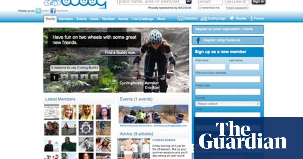 Cykling dating sites uk